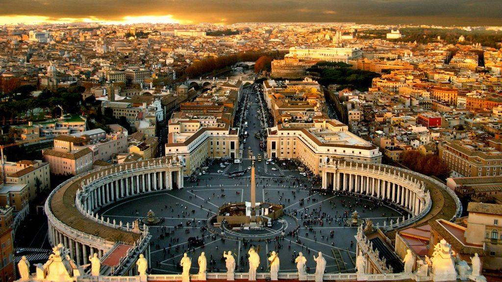 На фото - Рим. Боспор в Римский период