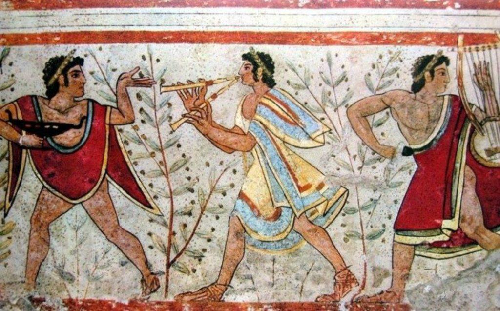 Картинка: культура в Пантикапее