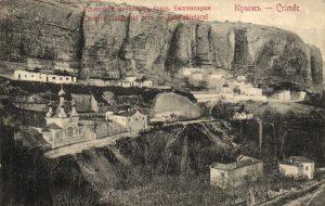Свято-Успенский монастырь. Исторические картины