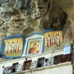 Обретение иконы Божией Матери «Бахчисарайская-Мариампольская». Свято-Успенский монастырь, часть 2