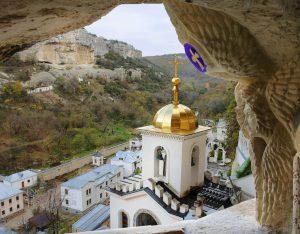фото: Современное состояние Успенского монастыря